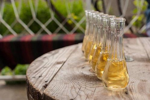 Rakija (drink) glasses