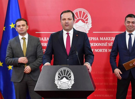 Macedonia has officially become the thirtieth member of NATO