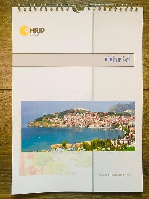Verjaardagskalender Ohrid