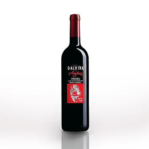 Dalvina Amfora Vranec 6 Flaschen