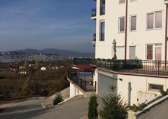 outside Ohrid4U apartment
