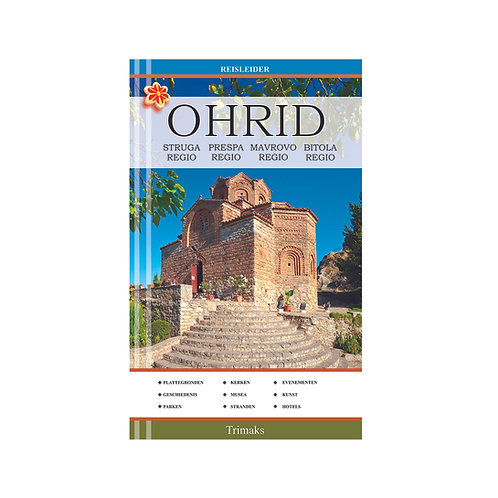 Ohrid travel guide (Dutch)