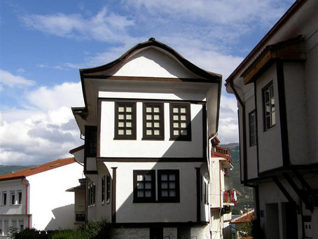Ohrid's architecture