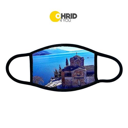 Mondkapje Ohrid