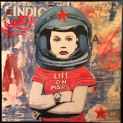 LIFE ON MARS 80 x80