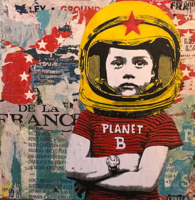 Miss Planet B ( Vancouver)