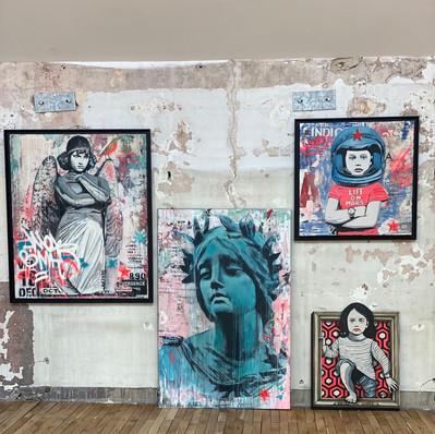 EXPO Osons les galeries Lyon
