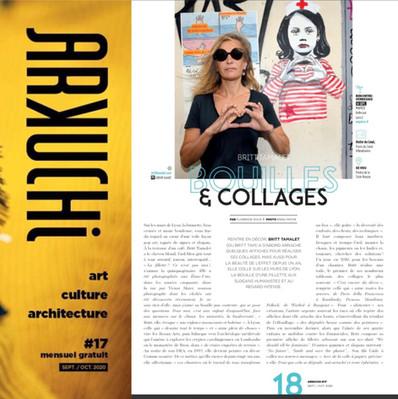 Magazine ARKUCHI