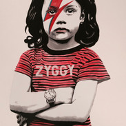 Miss Ziggy 30 x 45 cm