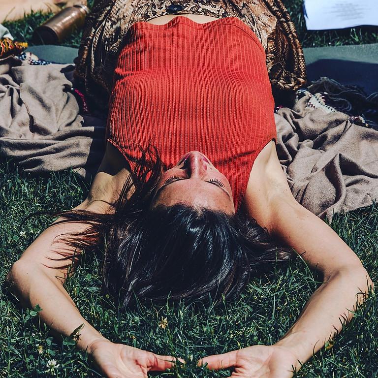 XXL Mega chillings yin yoga - juni