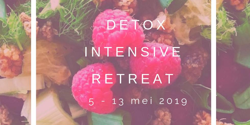 DETOX WEEK ZUID FRANKRIJK - AUGUSTUS 2019