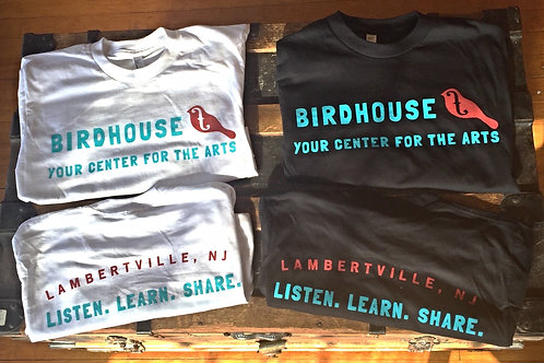 Birdhouse Center T-Shirts