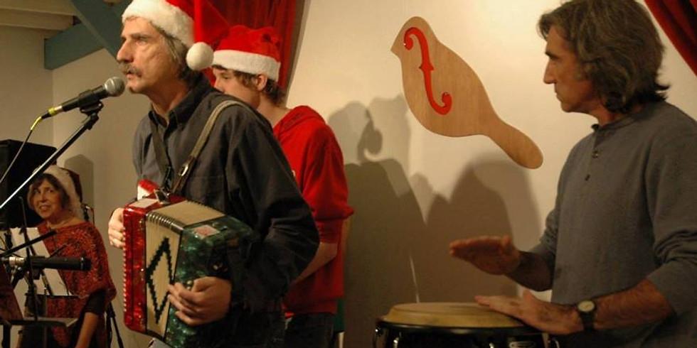 LHS Holiday CD Fundraiser