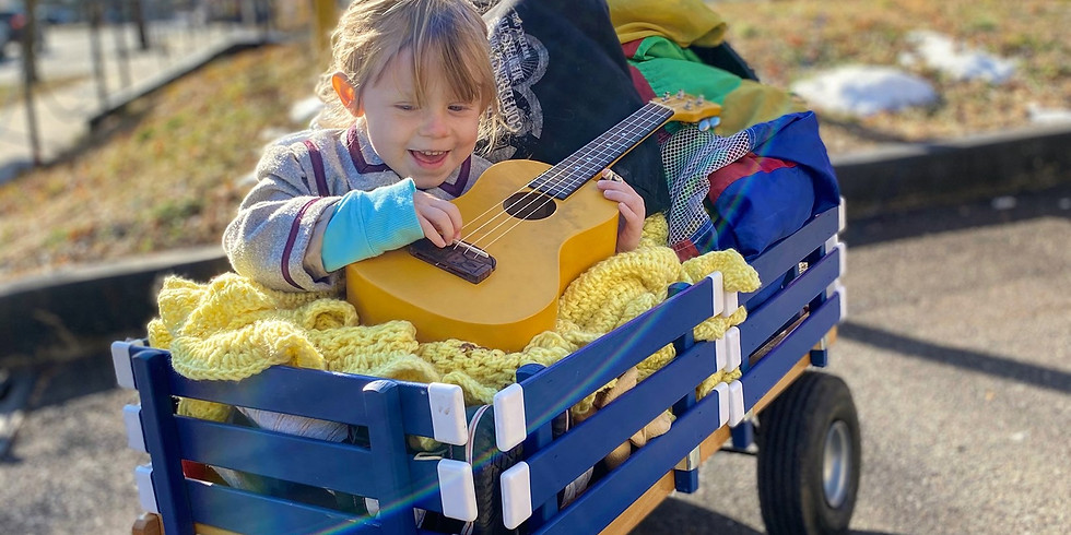 Virtual Early Birds - Kids Music Class