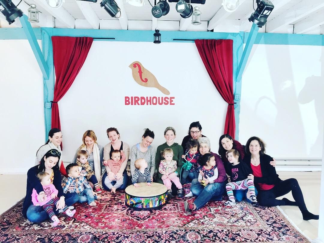 Early Birds - Kids Music (Monday Class) Fall Semester