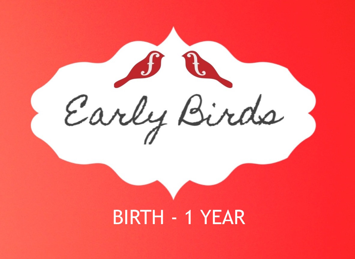 Early Birds (Sept. 8 – Dec. 1)