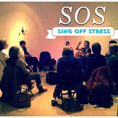 Class (Sing Off Stress) - ONLINE Summer 2021