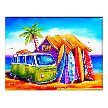 Volkswagon Van at Surfers Beach Shack.jpg