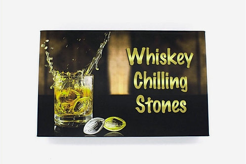 Football Whiskey Stones