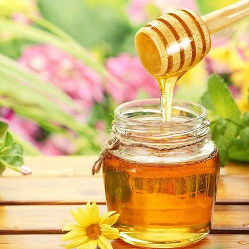 Honey Stirrer, Wooden 6 inch, Drizzle Kitchen Utensil Stick