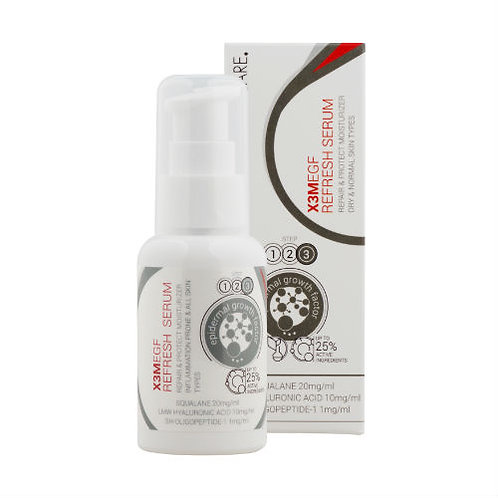 Clinicare XM3 EGF Refresh Serum (step 3) 50ml