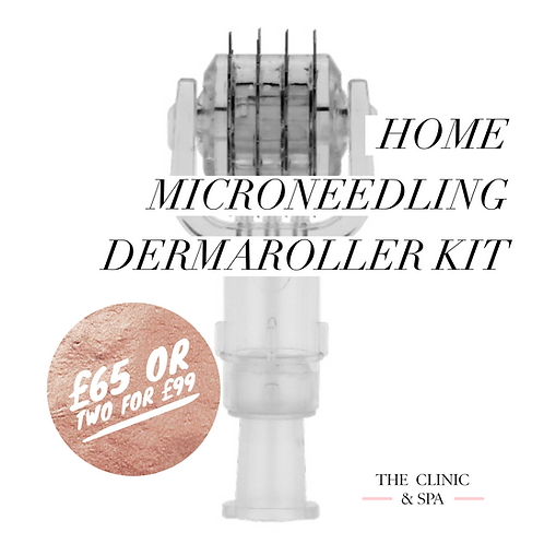 2 Pack At Home Microneedling Kit