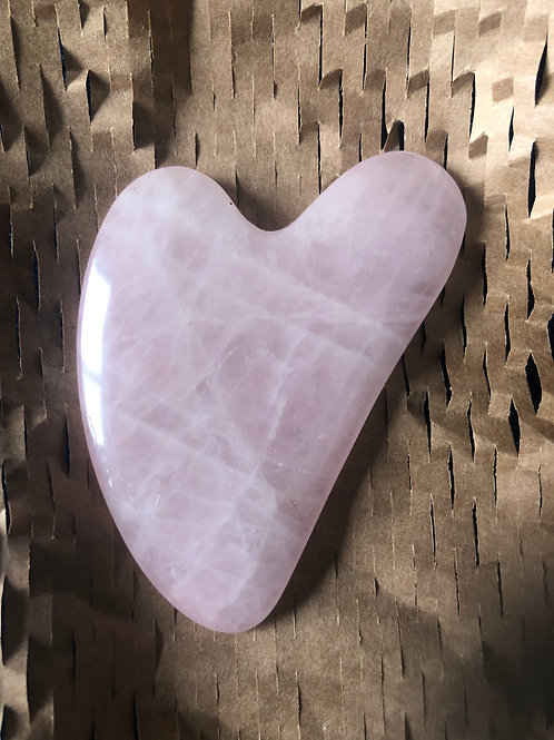 BB Skin Lab Facial Serum with GUA SHA Rose Quartz Tool