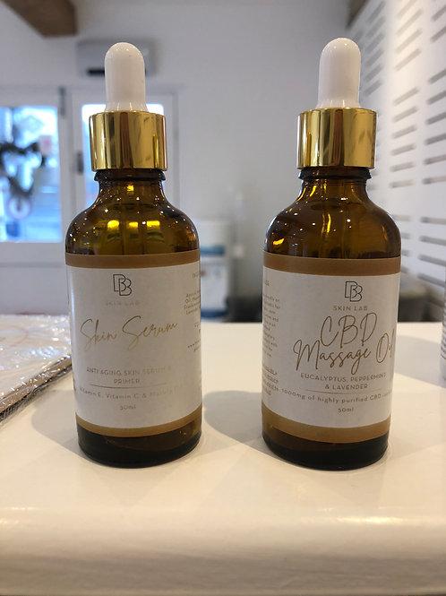 CBD Massage / Bath Oil (100ml)