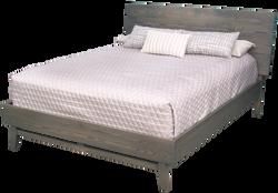 Queen bed Slate 17 3