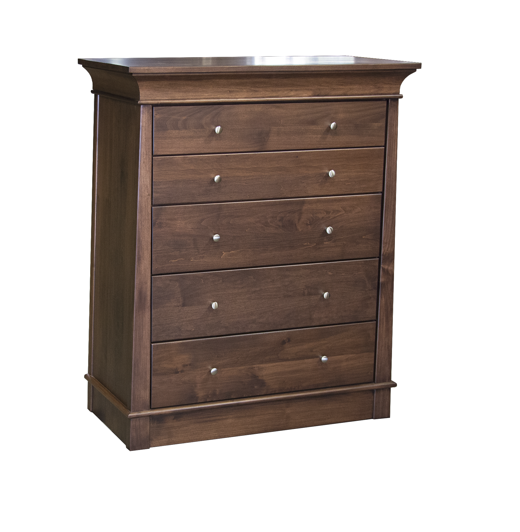 Hampton Walnut 5 DWR
