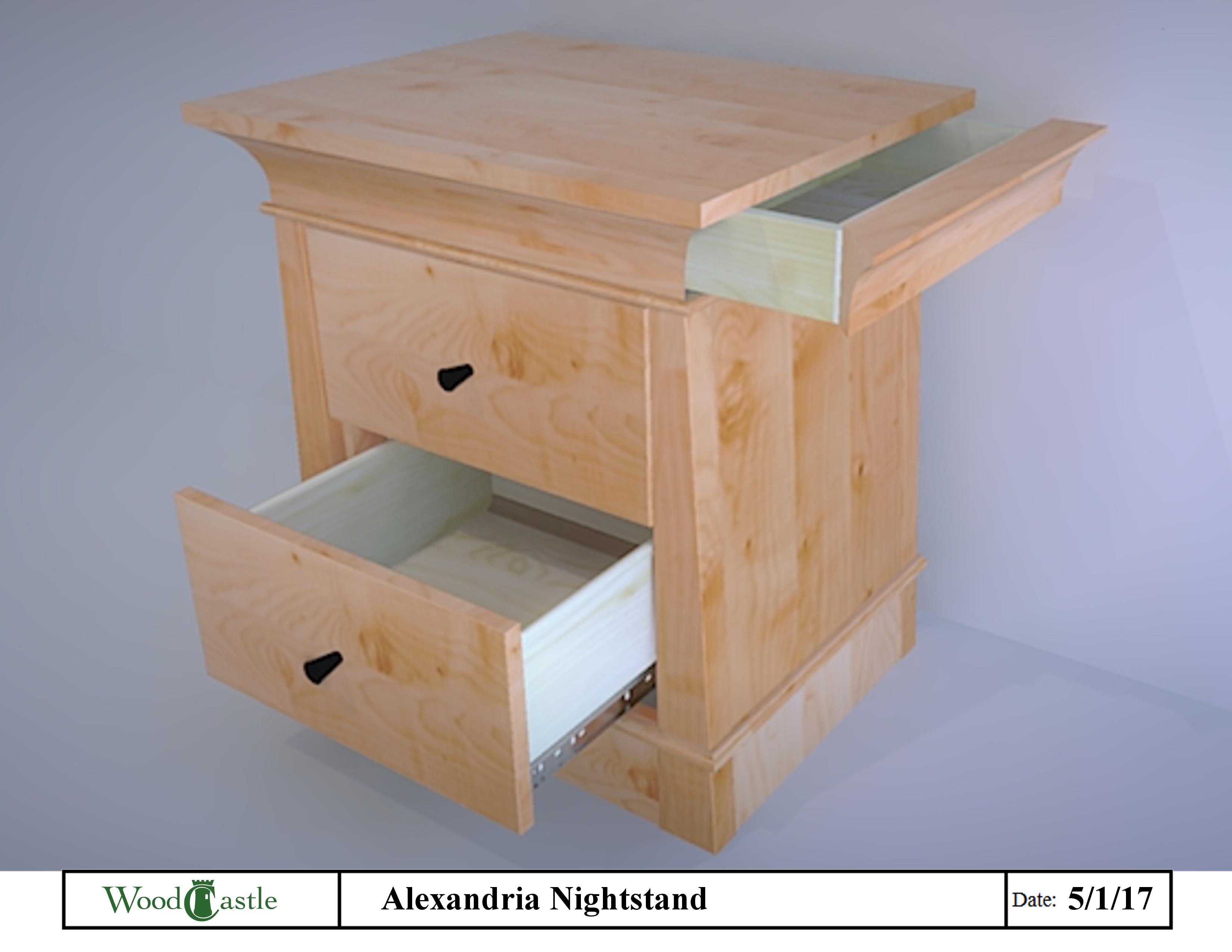Alexandria Nightstand 2
