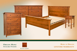 Keizer Bedroom Collection