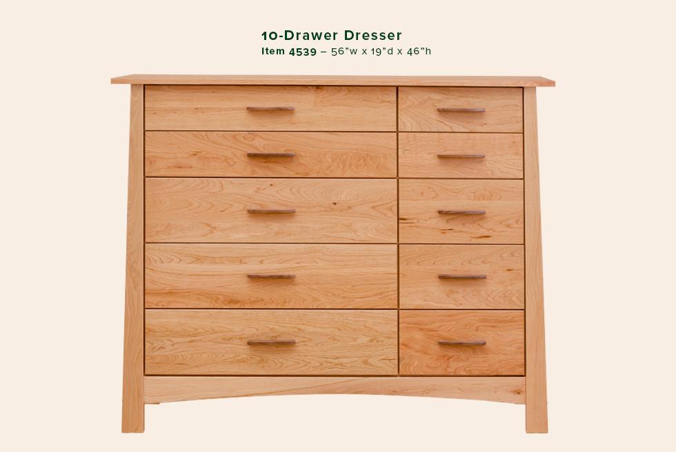 Reflections 10 Dwr Dresser