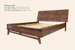 Kelby Platform Bed