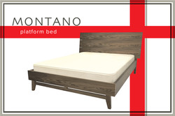 Montano Queen Platform Bed