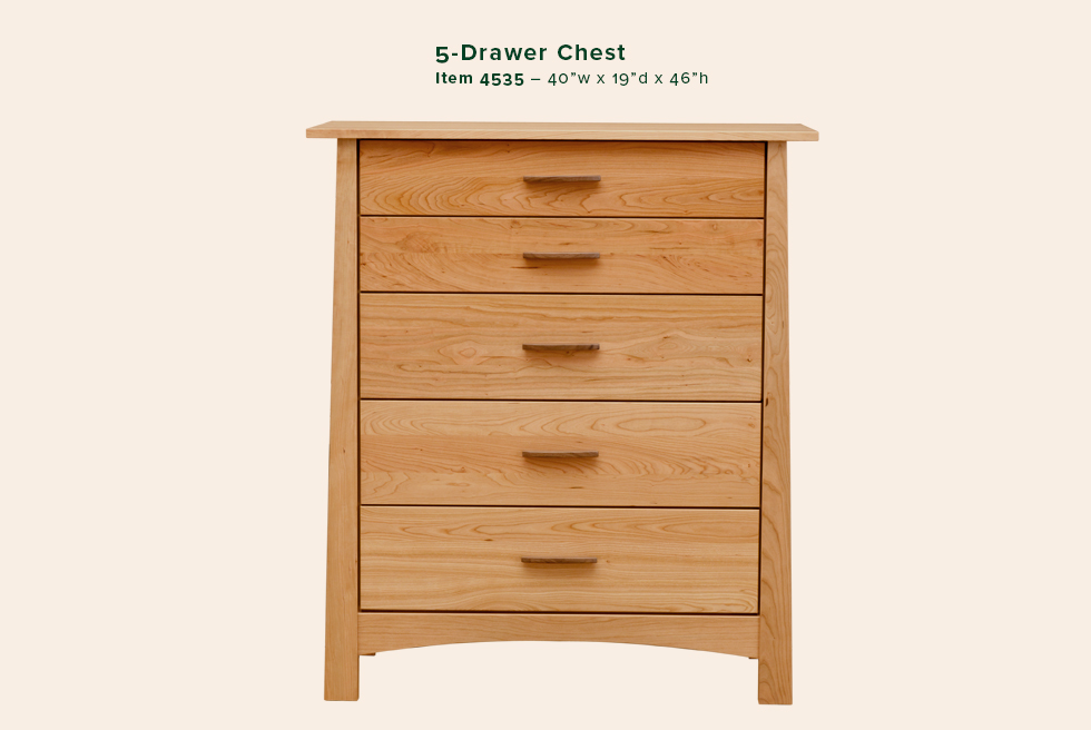 Reflections 5 Dwr Chest