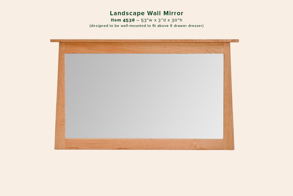 Reflections Landscape Mirror