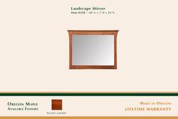 Keizer Landscape Mirror
