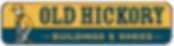 Old Hickory Sheds Logo