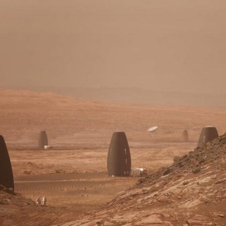 The Future on Mars