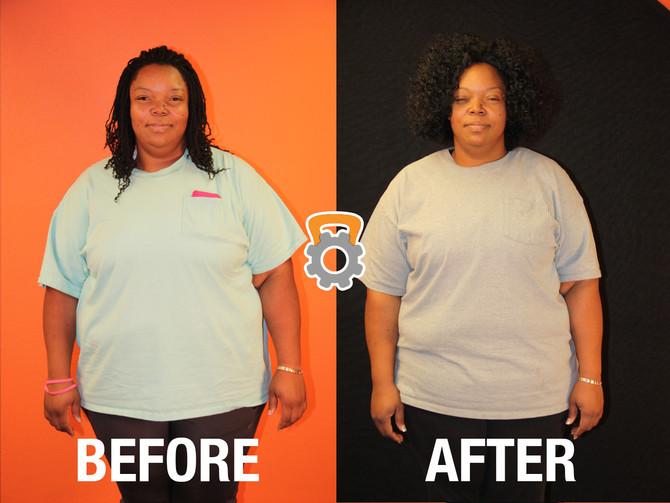 Carmen Lost 32.8 lbs in 12 Weeks