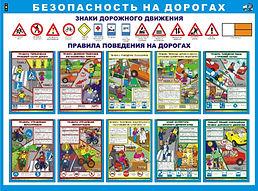 __Безопастность на дорогах Правила дорож