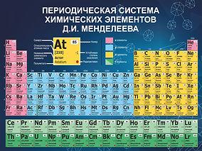 _переодическая система химических элемен