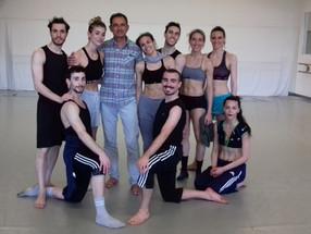 Stormy / Dance Dramaturg for Balletto di Roma