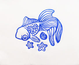 Little Goldfish