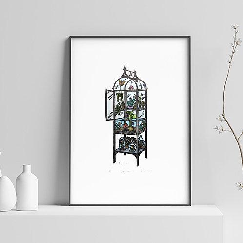 Little greenhouse (Colour)