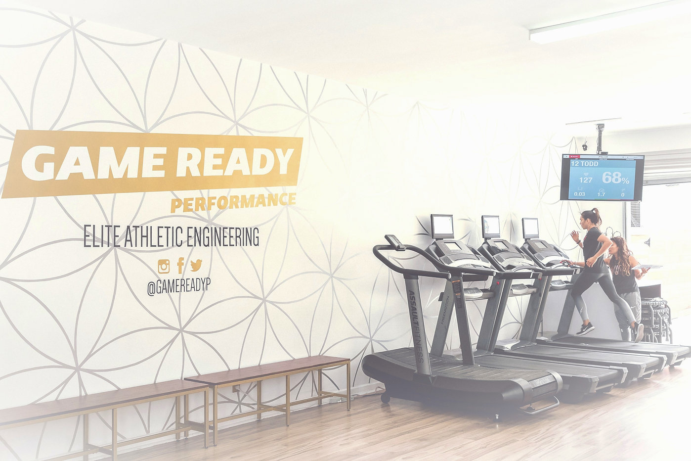 Game Ready Performance Speed Training