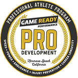 Professional athleted development
