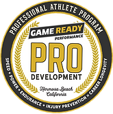 Professional athleted development