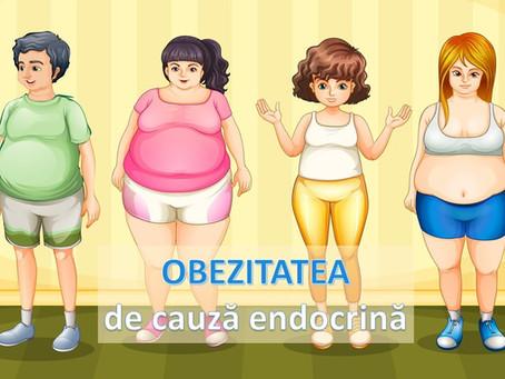 Obezitatea de cauză endocrină
